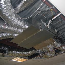 Ремонт кондиционеров, тепловых завес, воздуховодов